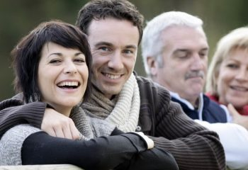 Знакомство с родителями парня или девушки