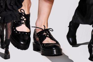Модная шнуровка: тренды 2022 года